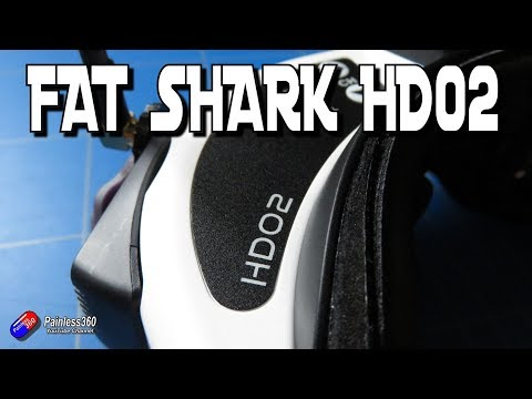 Fat Shark HDO2 - First Review and comparison with HDO