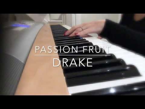 Zoe Alexandria Piano Mix of Passionfruit & Shape of You