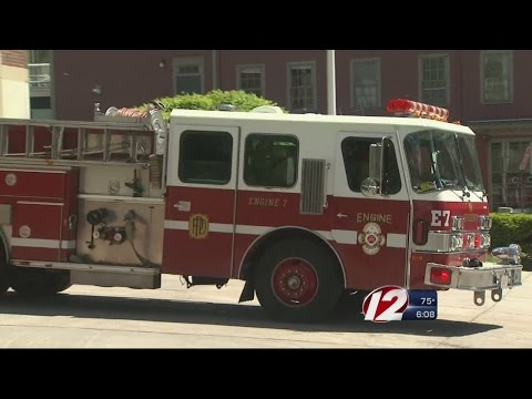 RI officials willing to negotiate firefighters' schedules