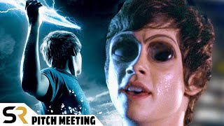 Percy Jackson & The Olympians: The Lightning Thief Pitch Meeting