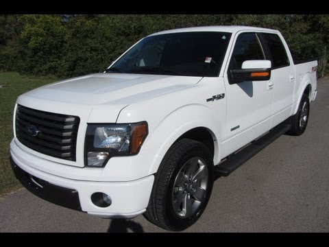 sold..ford f-150 fx2 sport supercrew ecoboost luxury at ford of