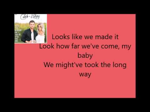 Caleb and Kelsey- From This Moment On / You're Still The Onelyrics | popular song 2018