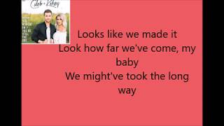Download lagu Caleb and Kelsey From This Moment On You re Still The One lyrics popular song 2018 MP3