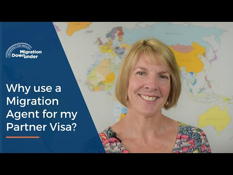 Why should you use a Migration Agent to aply for your Partner Visa?