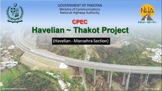 CPEC, Havelian - Thakot Project