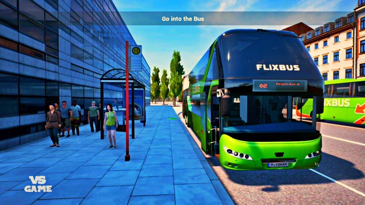 Fernbus Regensburg München