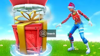 CHRISTMAS LOOT ONLY in Fortnite