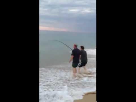 Shark Fishing Mandurah