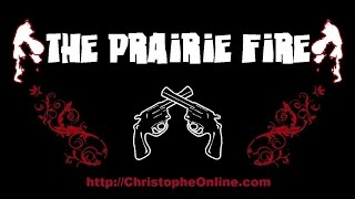 8-22-11 Christophe and The Prairie Fire on Oklahoma Live
