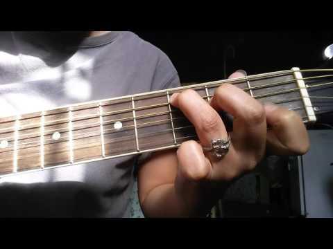 Easy Guitar - Photograph Intro