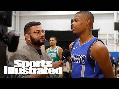 Dennis Smith Jr., Markelle Fultz & NBA Rookies Reveal Superpowers They Want | Sports Illustrated