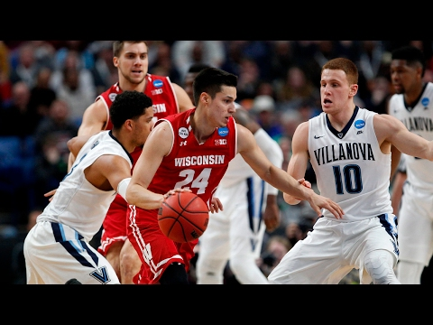Second Round: Wisconsin upsets Villanova