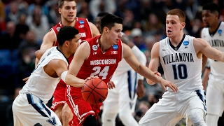 Second Round: Wisconsin upsets Villanova
