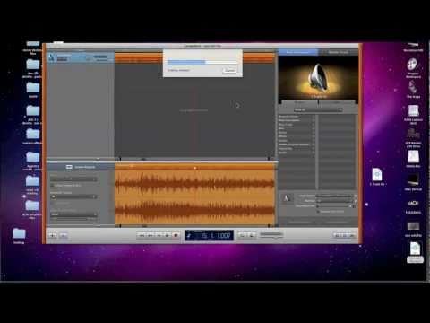 Super Simple CD to mp3 trim and conversion via Garageband (Mac)