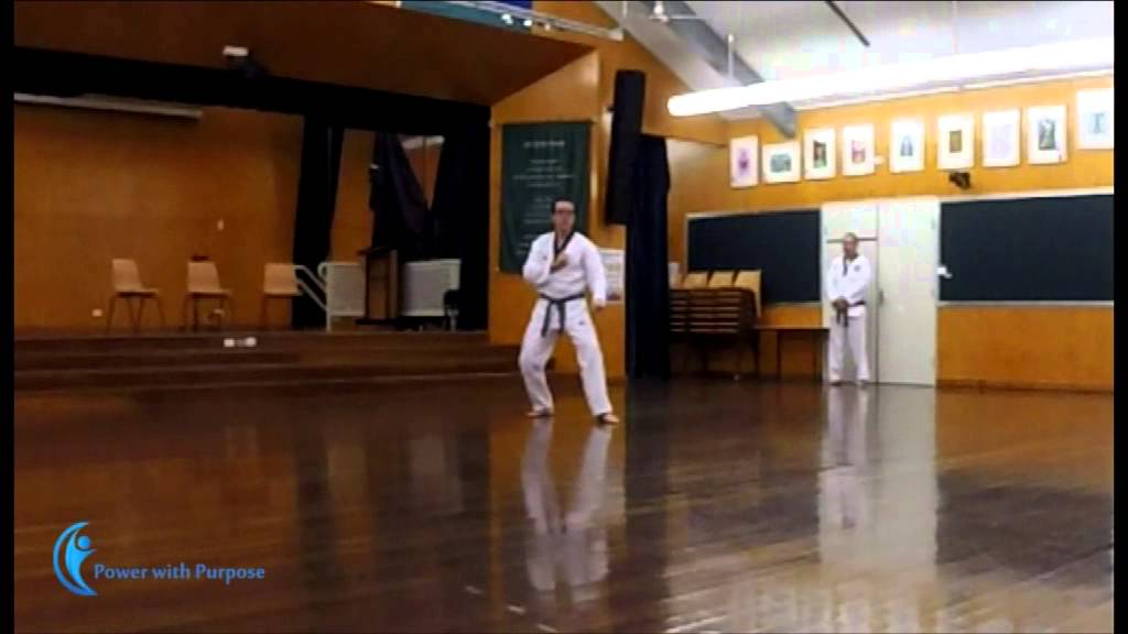 Palgwe 2 - High Yellow Belt - Power With Purpose - Martial Arts - Health - Fitness - Counselling