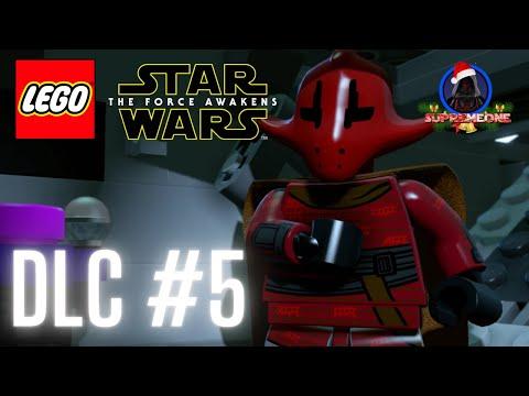 THE CRIMSON CORSAIR | LEGO Star Wars: The Force Awakens | Let's Play DLC #5 |