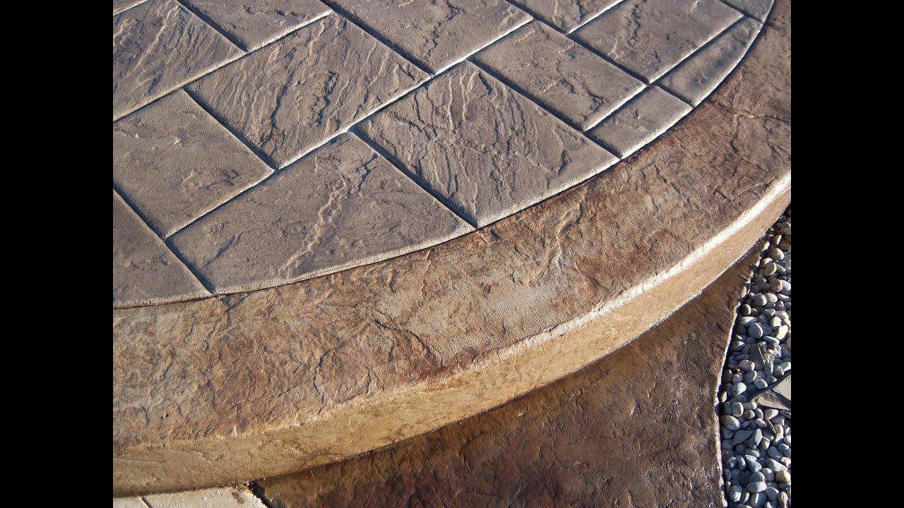 бетон вместо брусчатки