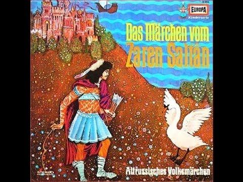 Das Märchen vom Zaren Saltan - Hörspiel - Märchen - EUROPA