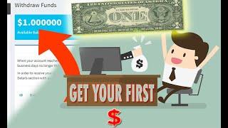 "How to make money online $ "" short url"