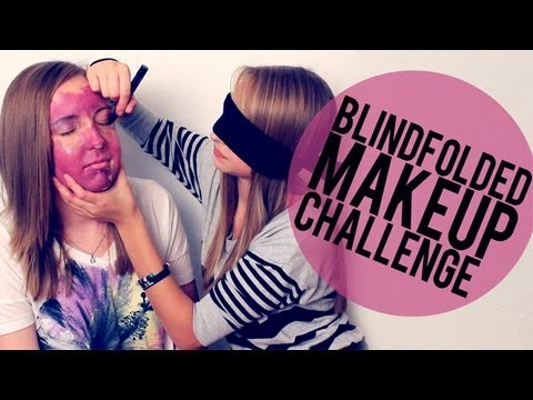 Image result for blindfold makeup