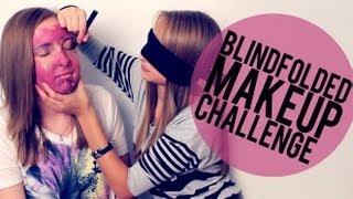blindfolded shopping