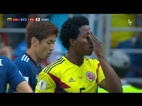 Penal para Japón y gol | Colombia vs Japón