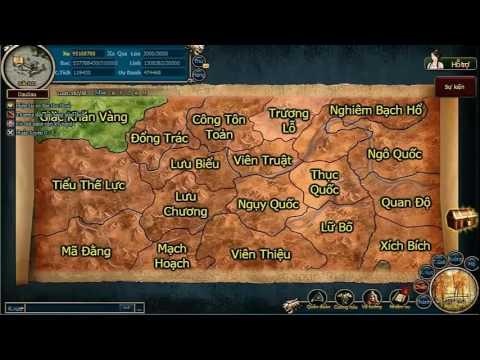 Tam Quốc Truyền Kỳ – Định Nghĩa Webgame Chiến Thuật