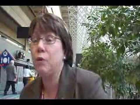 Stephen Taylor interviews Anne McLellan