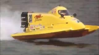 F1 Powerboat Championship Race 2018 Pittsburgh 3 Rivers Regatta