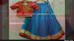 6ac92e6a4 Kids party wear designs by Angalakruthi boutique Bangalore