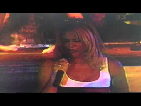 THE PARTY ZONE TV Dance Show # 1 Hosted By Lois From Hooters AC ( With Commercials )