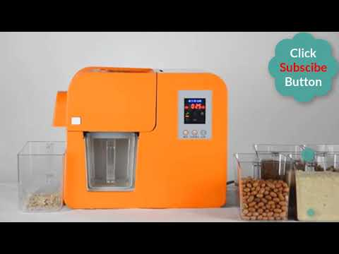 Coconut Oil Extraction Machine Price - Review