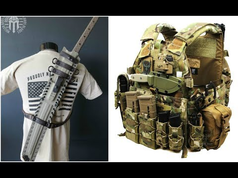 9 Amazing Tactical Gear & survival Gear You Need To See 2017