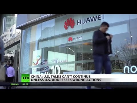 RT America: Trump open to easing Huawei restrictions