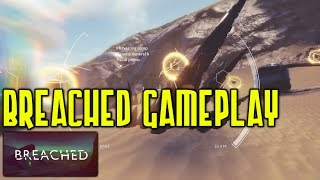 Breached Gameplay | New Sci-fi Game