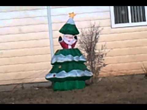 Santa Shot in Epping ND!