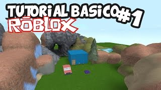 How to build a place in ROBLOX? - TUTORIAL ROBLOX STUDIO