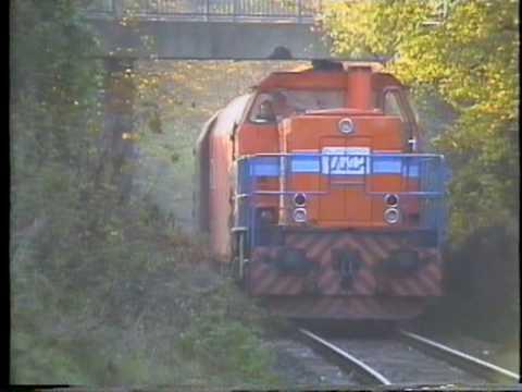 Auf der Kiel - Schönberger Eisenbahn 1999/2000