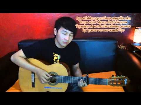 (Vita KDI) Talining Asmoro - Nathan Fingerstyle