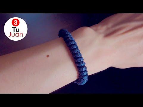 How to make EASY and Fashionable Bracelets   JuanTu3
