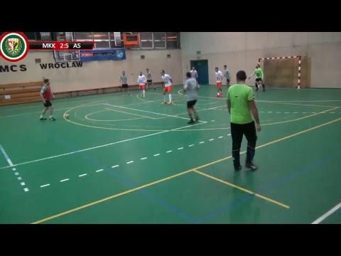 Śląsk Wrocław PRO –Mands Klub Kokosa - Athletic-Sport 14.01.2018