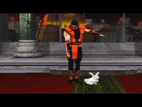 Mortal Kombat Trilogy - All Friendships (60 FPS)