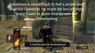 Dark Souls - Gravelord Mechanics: Method to spawn Black Phantoms