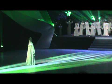5-th TAFISA World Sport for All Games 2012. Opening ceremony