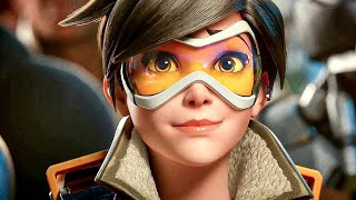 OVERWATCH Movie - ALL Animated Shorts (2016)