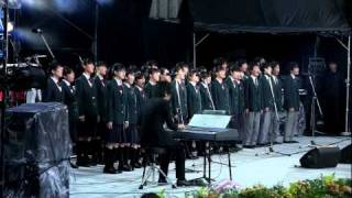 「あすという日が」仙台市立八軒中学校吹奏楽合唱部 thumbnail