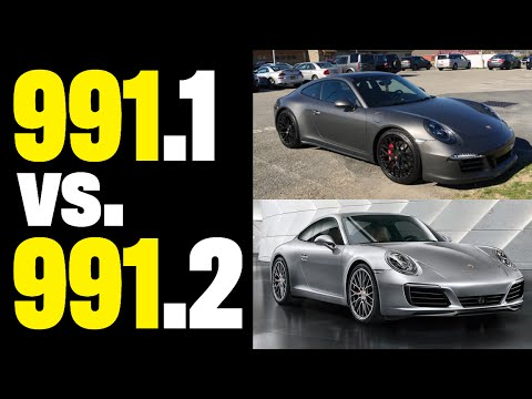 991 1 Vs 991 2 Should I Get The New Carrera S With Turbo