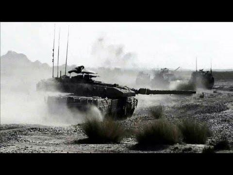 ★ The Canadian Army - Kickstart My Heart (HD) ★