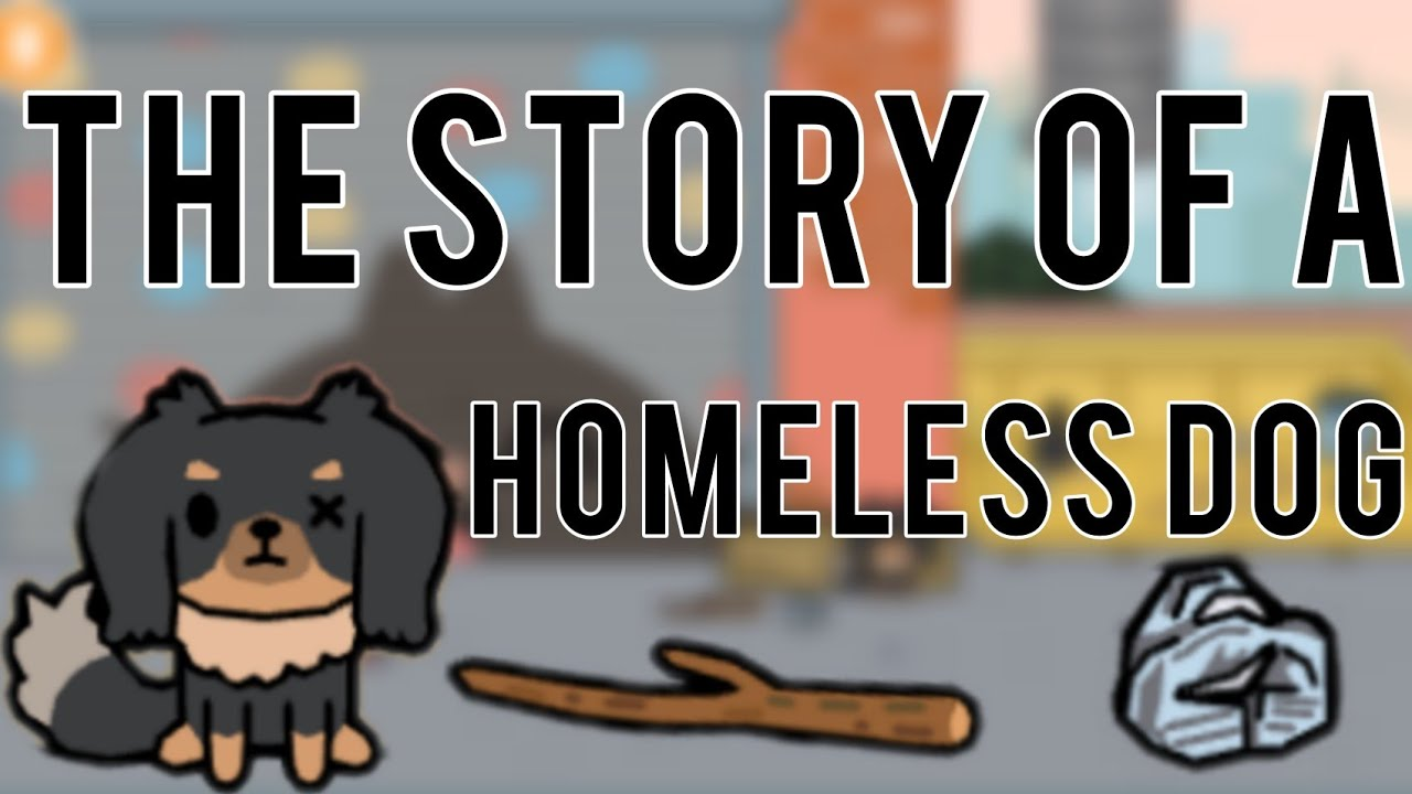 The story of a homeless dog | Toca Life World Story