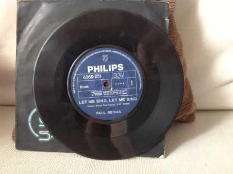 Let me sing, let me sing - Raul Seixas - 1972